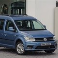 VW launches 1.0 TSI Caddy