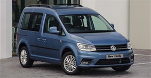 VW launches 1.0 TSI Caddy