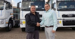 FAW, the truck dealer of choice in Mozambique