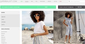 Womenswear, footwear and kidswear deliver for merged Superbalist