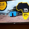 Think the world's connected? Think again. A slide from BRCK's AfricaCom 2020 session.