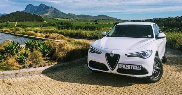 5 reasons why the Alfa Romeo Stelvio is a great SUV