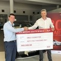 Kia Motors South Africa supports Smile Foundation