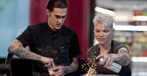 Ash Heeger chats about Netflix cooking show The Final Table