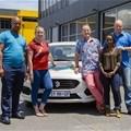Suzuki drives driving school project