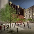 Divercity turns first sod of Jewel City redevelopment