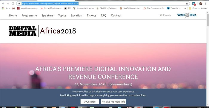 Digital Media Africa finalists announced