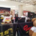 Dentsu Aegis Network South Africa pledges R104,000 to the Hot 91.9 Teddy-thon