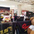 Dentsu Aegis Network South Africa pledges R104,000 to the Hot 91.9 Teddy-thon