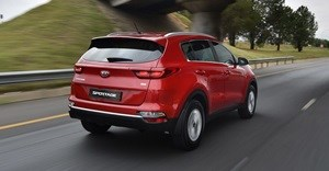 Kia Sportage now available in SA
