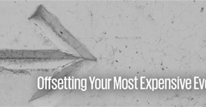 Offsetting your most expensive event must-haves