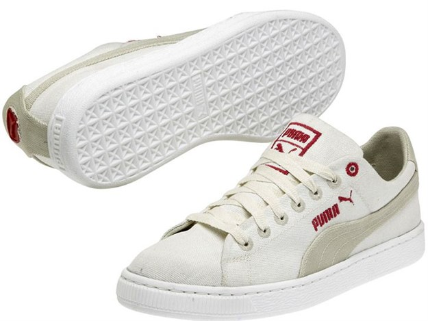 Puma recyclable shoes
