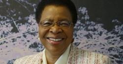 Graça Machel calls on Africa to 'aggressively address its gender-specific challenges'