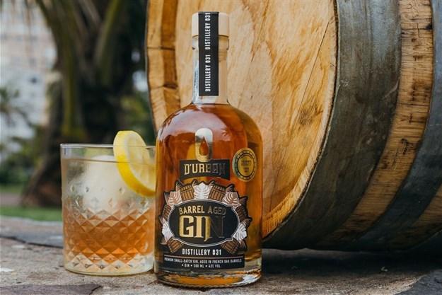 D'Urban Barrel Aged Gin