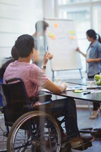 CEO Wheelchair Campaign supporting the vulnerable