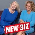 Mel Edwards, global CEO of Wunderman and Tamara Ingram, CEO of J. Walter Thompson. © .