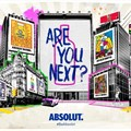 Be part of Absolut art heritage! Absolut Creative Competition entries are now open