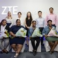 ZTE sponsors five female South African students' IT studies
