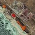 More sea cliffs collapse at West Coast mine