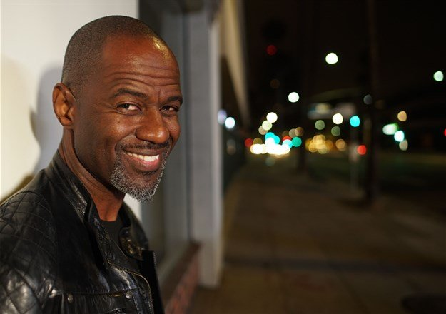 Brian McKnight on performing and travelling