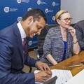 Increase of public access to Wi-Fi services in WC