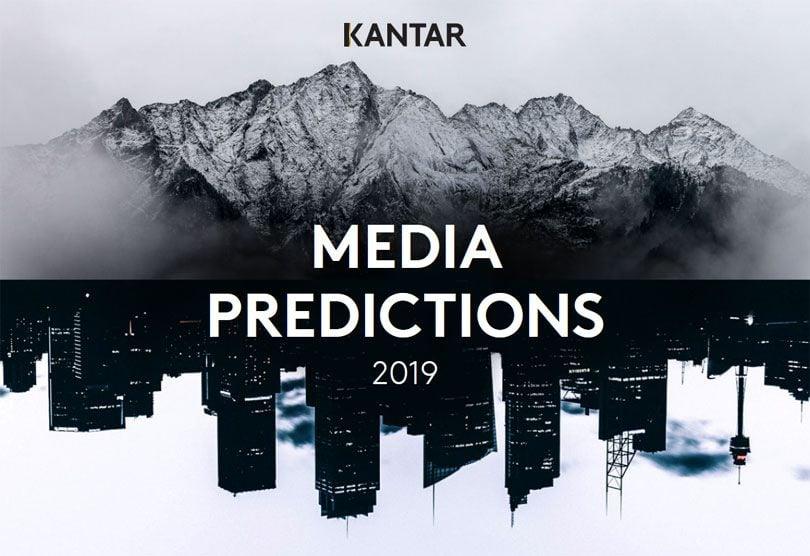 Kantar unveils predictions for the 2019 media landscape