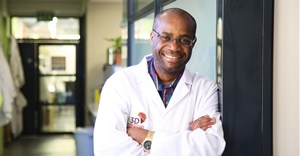Professor Kelly Chibale. Photo: Je'nine May