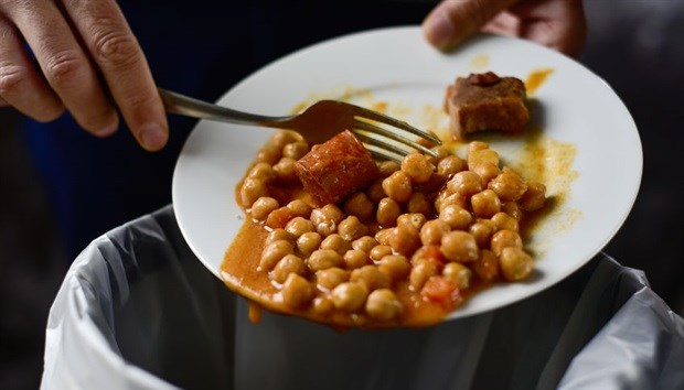 Seeing food wasted makes us mad - but should it?
