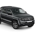 There's a special edition of the VW Amarok in town