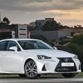 Lexus IS goes hybrid in SA