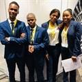 2018 Universities Business Challenge winners