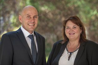 Gordon Hulley – Group CEO, Excellerate Holdings and Marna van der Walt - CEO, Excellerate Property Services