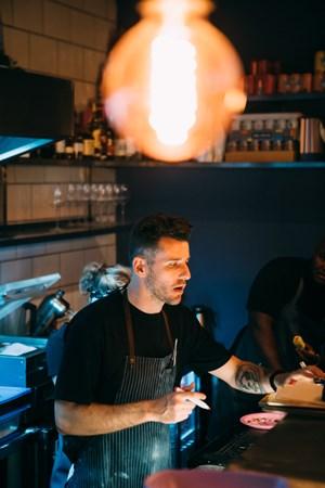 Chef Wesley Randles