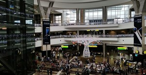 O.R Tambo boosts safety, security for festive travellers
