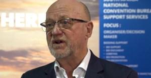 Tourism Minister, Derek Hanekom