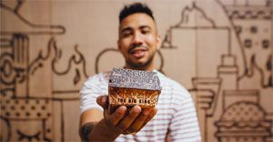 Russell Abrahams (Yay Abe) adds fire, with Burger King South Africa