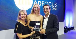 Vizeum SA wins Financial Mail Adfocus Network Media Agency of the Year