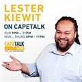 CapeTalk welcomes Lester Kiewit to line-up
