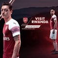 A new kind of partnership: Visit Rwanda, Arsenal Football Club's official tourism partner