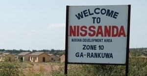 Nissan build homes for the less fortunate
