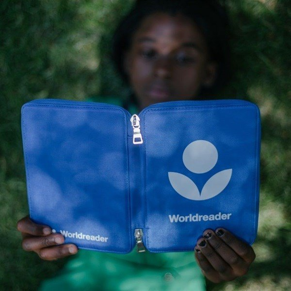 Simba partners with Worldreader in South Africa to give children access to the world through reading