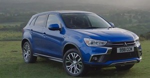 New tongue-in-cheek TVC for the Mitsubishi ASX