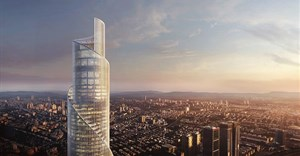 KPF unveils design for its spiraling Tel Aviv tower
