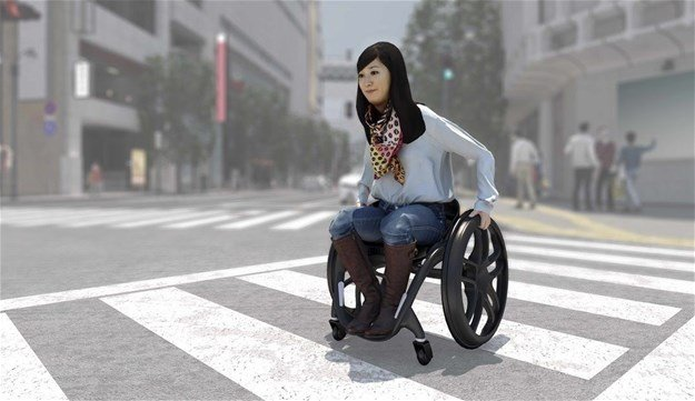 The Phoenix Ai Ultralight Wheelchair is an ultra-lightweight, self-balancing, intelligent wheelchair which eliminates painful vibrations