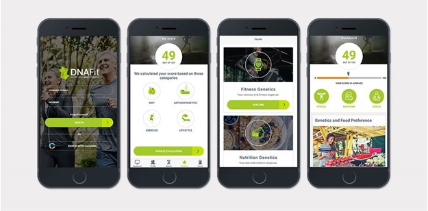 New mobile app helps users optimise lifestyle through genetic data
