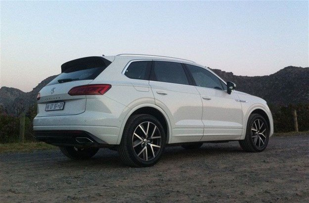 The VW Touareg: A beautiful beast