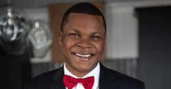 NJ Ayuk, founder and CEO of Centurion Law Group and the executive chair of the Africa Energy Chamber of Commerce