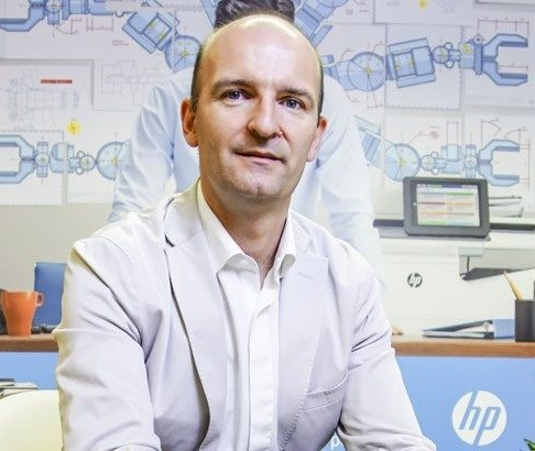 David Rozzio, Managing Director, HP Africa