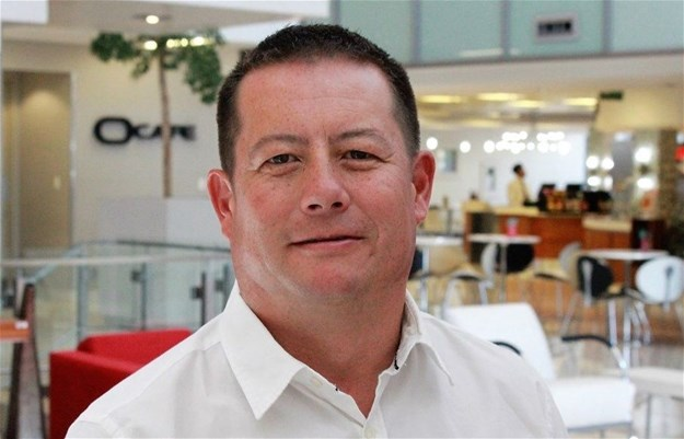 Shawn Sipman, CX Business Development & Strategy Lead Africa at Oracle