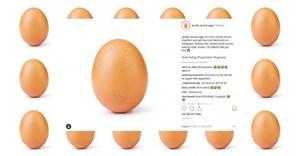 Screenshot, @world_record_egg via Instagram.